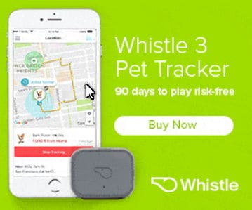 Whistle GPS Tracker